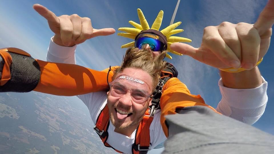 skydiving videos