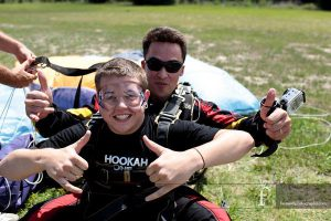 Augusta tandem skydiving is completely safe with Jump Georgia as it brags an appropriate record of safety with tandem diving.
