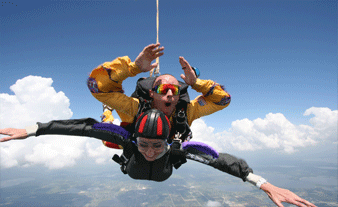 Jump Georgia Skydiving is located in many places like Gainesville, Savannah, Ocala, Augusta
