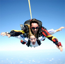 want to fly in air then you should try skydive georgia