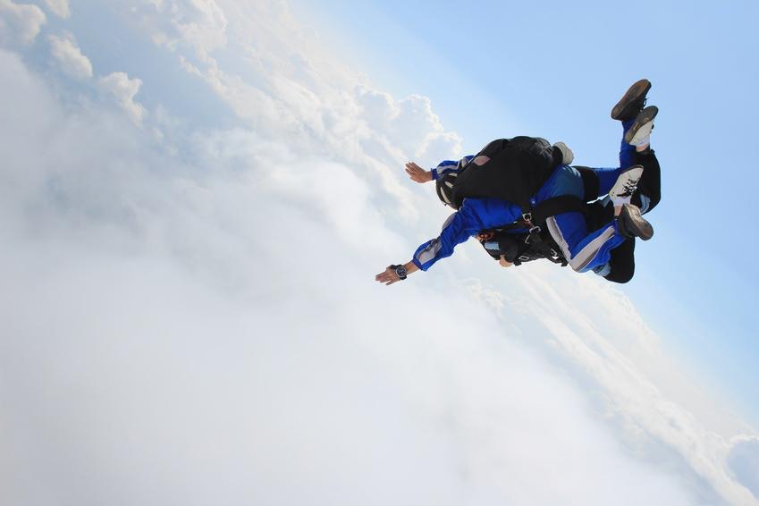 parachuting savannah fl