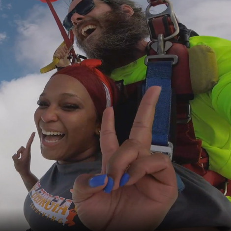 TIPS TO PREPARE FOR YOUR FIRST TANDEM SKYDIVE